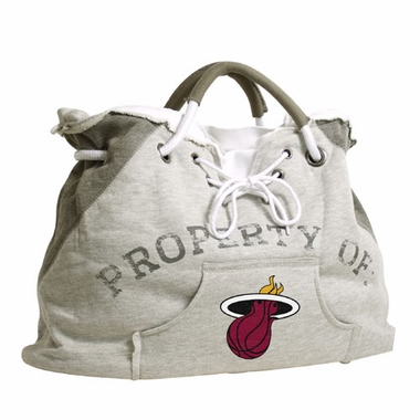 Miami Heat Property of Hoody Tote