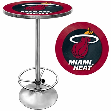 Miami Heat Pub Table