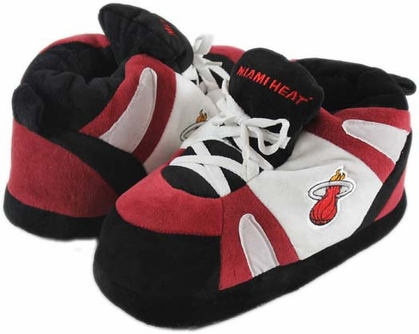 Miami Heat UNISEX High-Top Slippers