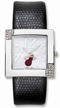Miami Heat Women's Glamour Watch