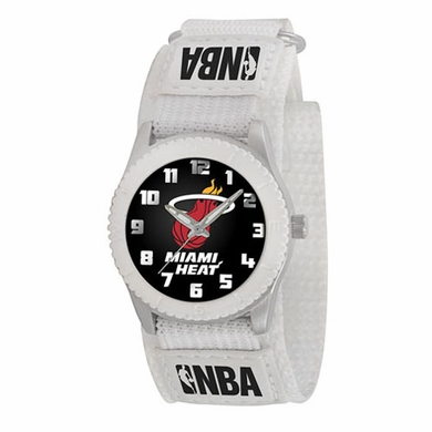 Miami Heat Youth Rookie Watch (White)