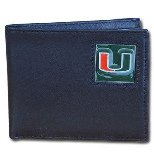 Miami Leather Bifold Wallet (F)