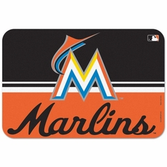 Miami Marlins 20 x 30 Mat