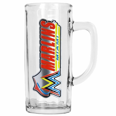 Miami Marlins 22 oz Optic Tankard