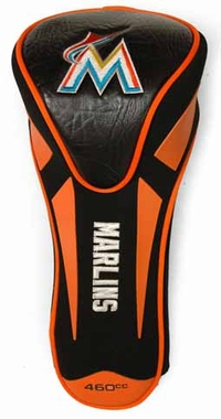 Miami Marlins Apex Driver Headcover
