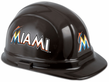 Miami Marlins Hard Hat