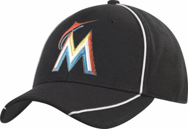 Miami Marlins New Era 39Thirty Batting Practice Hat