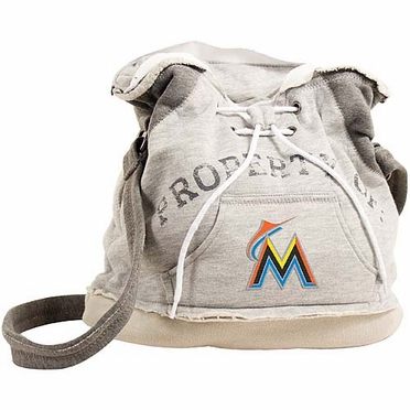 Miami Marlins Property of Hoody Duffle