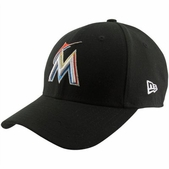 Miami Marlins Hats & Helmets