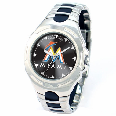 Miami Marlins Victory Mens Watch