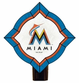 Miami Marlins Lamps