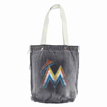 Miami Marlins Vintage Shopper (Black)