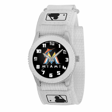 Miami Marlins Youth Rookie Watch (White)