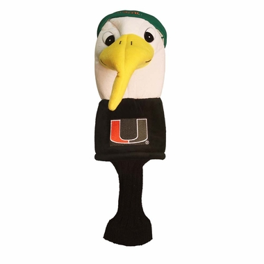 Miami Mascot Headcover
