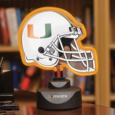 Miami Neon Display Helmet