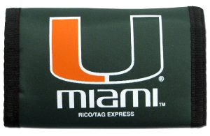 Rico Miami Nylon Wallet