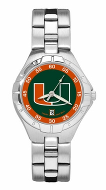 Miami Pro II Women's Stainless Steel Watch