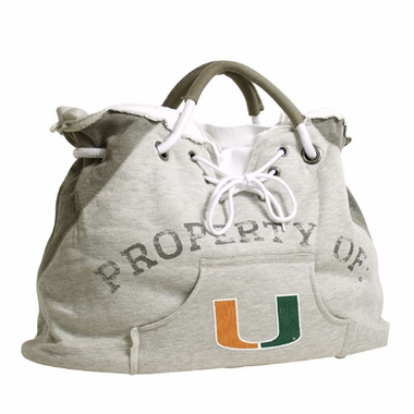 Miami Property of Hoody Tote
