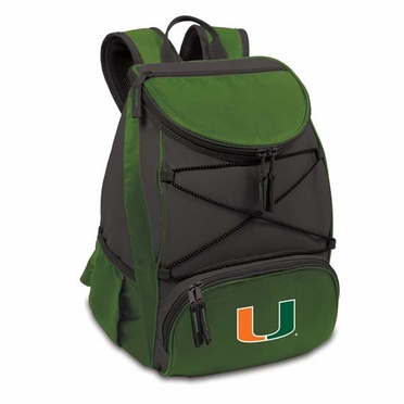 Miami PTX Backpack Cooler (Green)