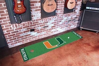 Miami Putting Green Mat