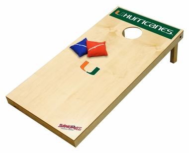 Miami Regulation Size (XL) Tailgate Toss Beanbag Game