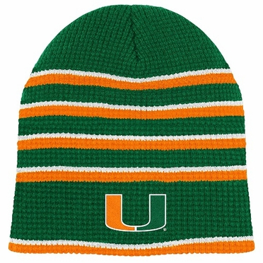 Miami Replay Thermal Cuffless Knit Hat