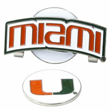 Miami Slider Clip With Ball Marker