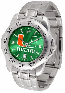 Miami Sport Anonized Men's Steel Band Watch