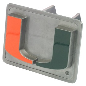 Miami Trailer Hitch Cover
