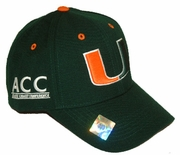 University of Miami Hats & Helmets