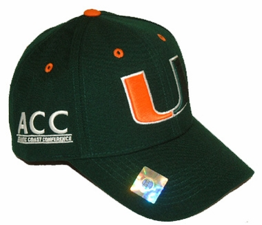Miami Triple Conference Adjustable Hats