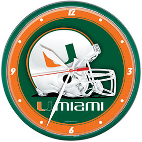 Miami Wall Clock