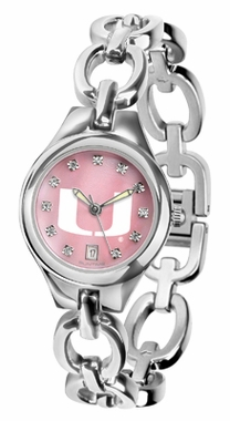 Miami Women's Eclipse Mother of Pearl Watch