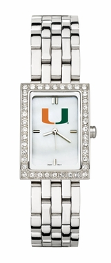 Miami Women's Steel Band Allure Watch