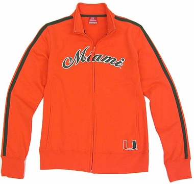 Miami Womens Curve Full Zip Jacket