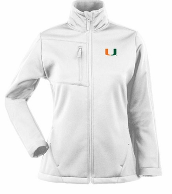 Miami Womens Traverse Jacket (Color: White)