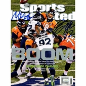 Seattle Seahawks Autographed