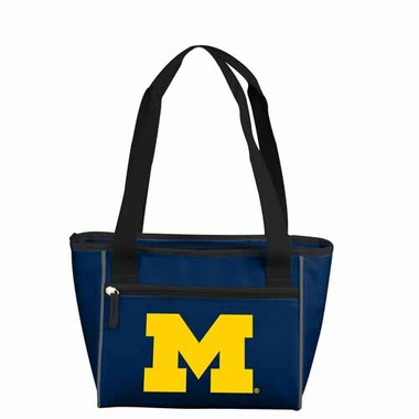 Michigan 16 Can Tote Cooler