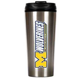 Michigan 16 oz. Thermo Travel Tumbler