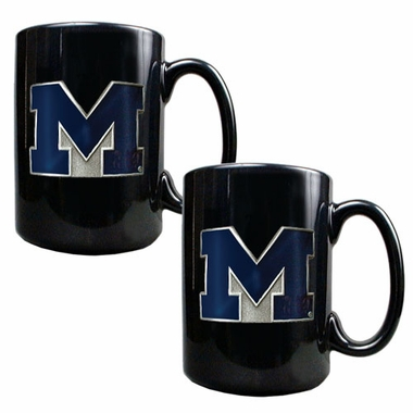 Michigan 2 Piece Coffee Mug Set