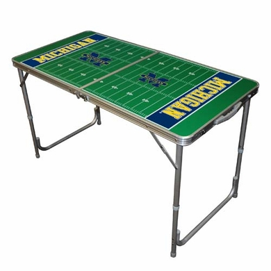 Michigan 2 x 4 Foot Tailgate Table