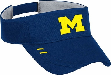 Michigan 2012 Coaches Sideline Visor