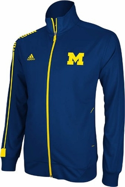 Michigan 2012 Sideline Swagger Warm-Up Jacket