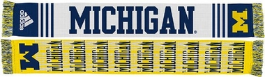 Michigan 2012 Stadium Scarf