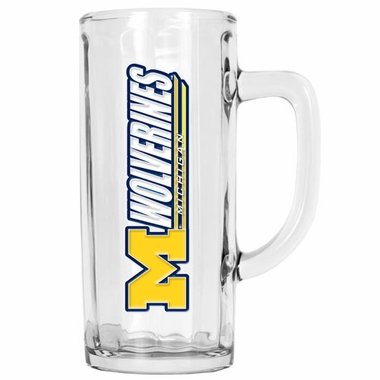 Michigan 22 oz Optic Tankard
