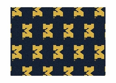 "Michigan 3'10"" x 5'4"" Premium Pattern Rug"