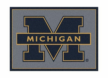 "Michigan 3'10"" x 5'4"" Premium Spirit Rug"