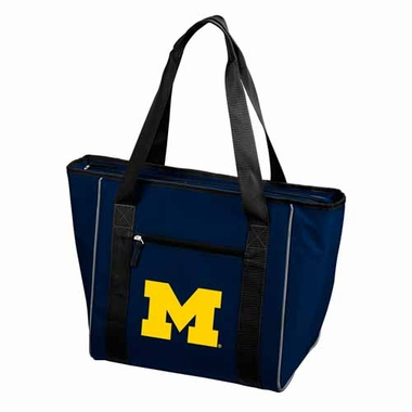 Michigan 30 Can Tote Cooler