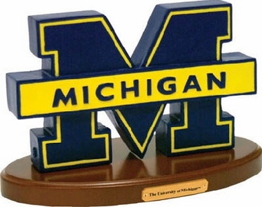 Michigan 3D Logo
