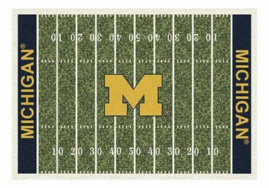 "Michigan 5'4"" x 7'8"" Premium Field Rug"